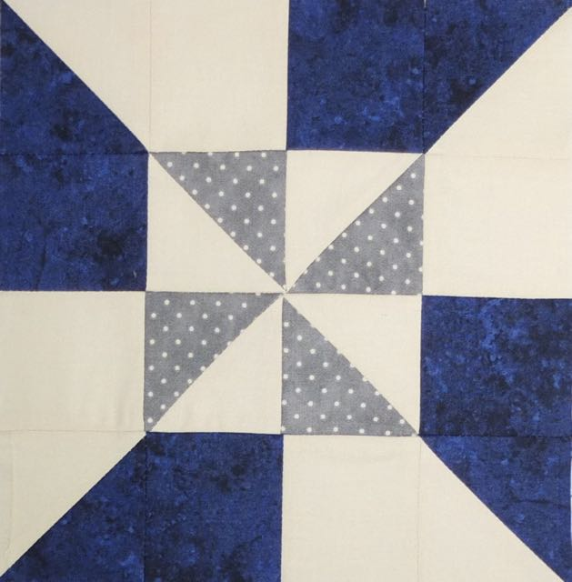 Neighborhood Quilt Club: Double Pinwheel – Quilt Block Tutorial : double pinwheel quilt - Adamdwight.com