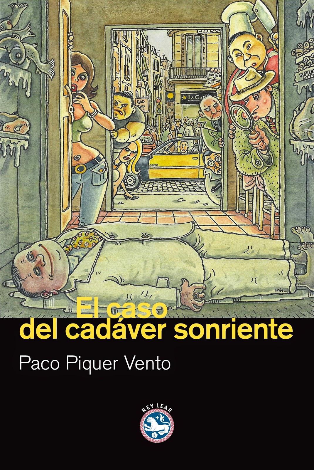 El caso del cadáver sonriente - Paco Piquer Vento (2007)