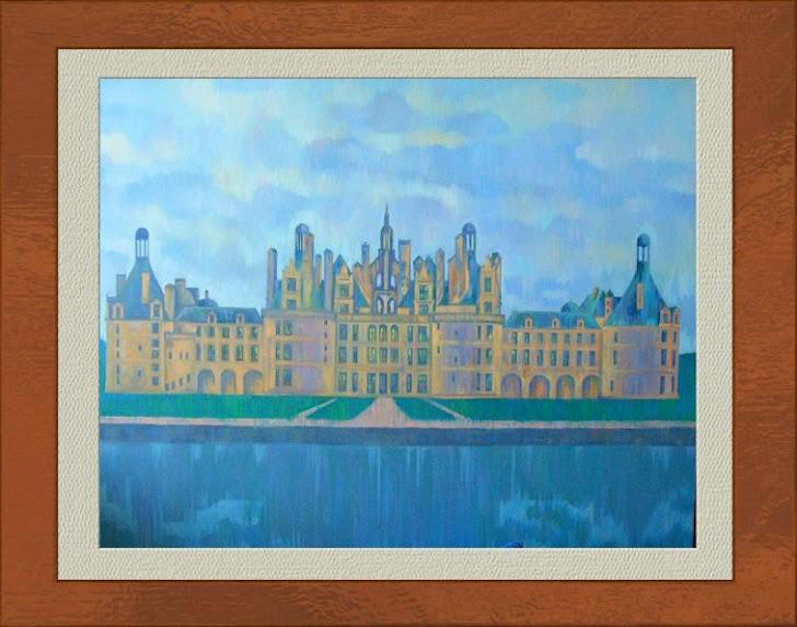 Замок Шамборг