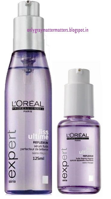L'Oreal Paris Liss Ultime Hair Serum Review