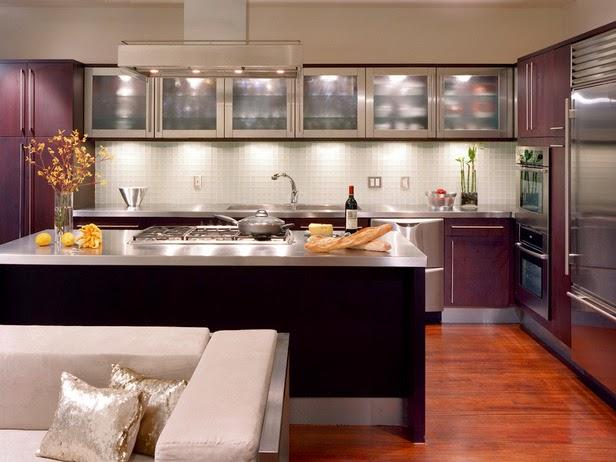 Examples Of Modern Kitchen Interior Design