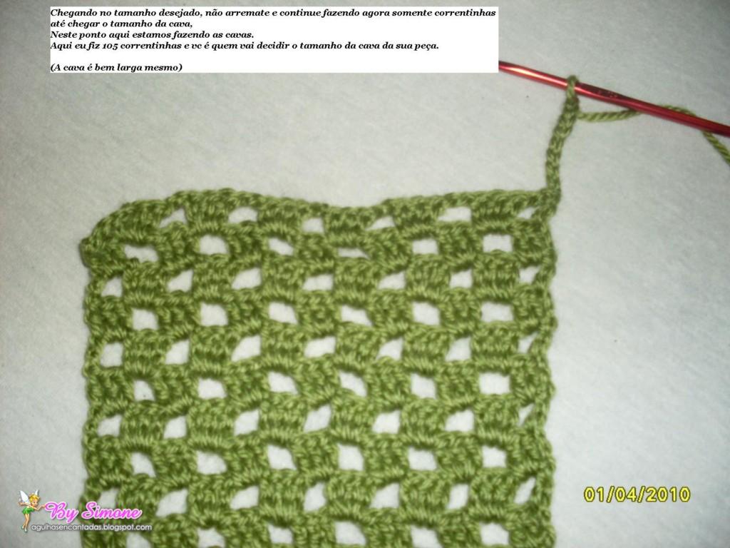 Patrones crochet - Como hacer farolillos de feria ...