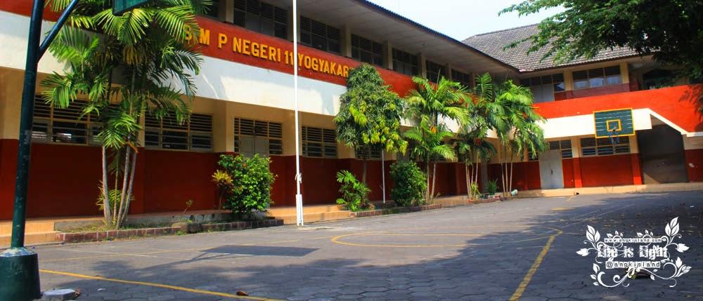 SMP N 11 Yogyakarta