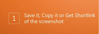 التقاط صورة لسطح المكتب حفظ او اخذ نسخة او اخذ رابط للصورة