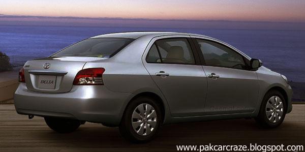Pakistani Cars Toyota Belta