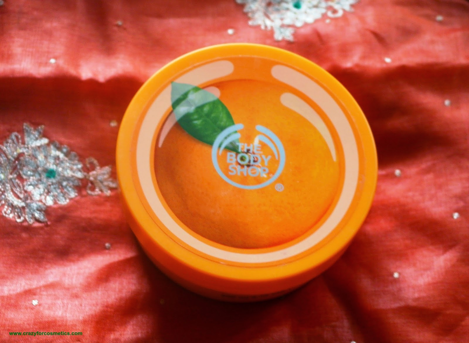 The Body Shop Satsuma Body butter India