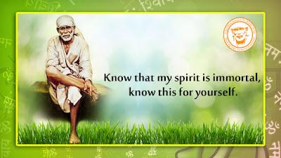A Couple of Sai Baba Experiences - Part 947