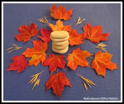 photo of: Fall Mandala Fun at RainbowsWithinReach