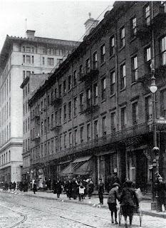 Bleecker Street em 1927