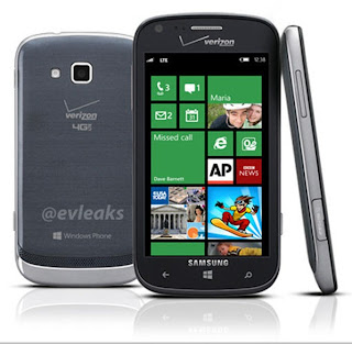 Rumor Samsung Ativ Odyssey using your Windows Phone 8