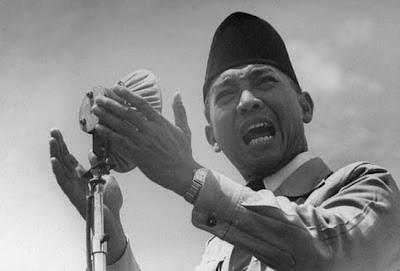 Presiden Sukarno