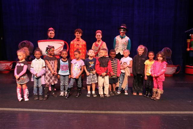 Straz center nutcracker 2012 olympics