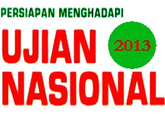 Soal Ujian Nasional SMP 2013