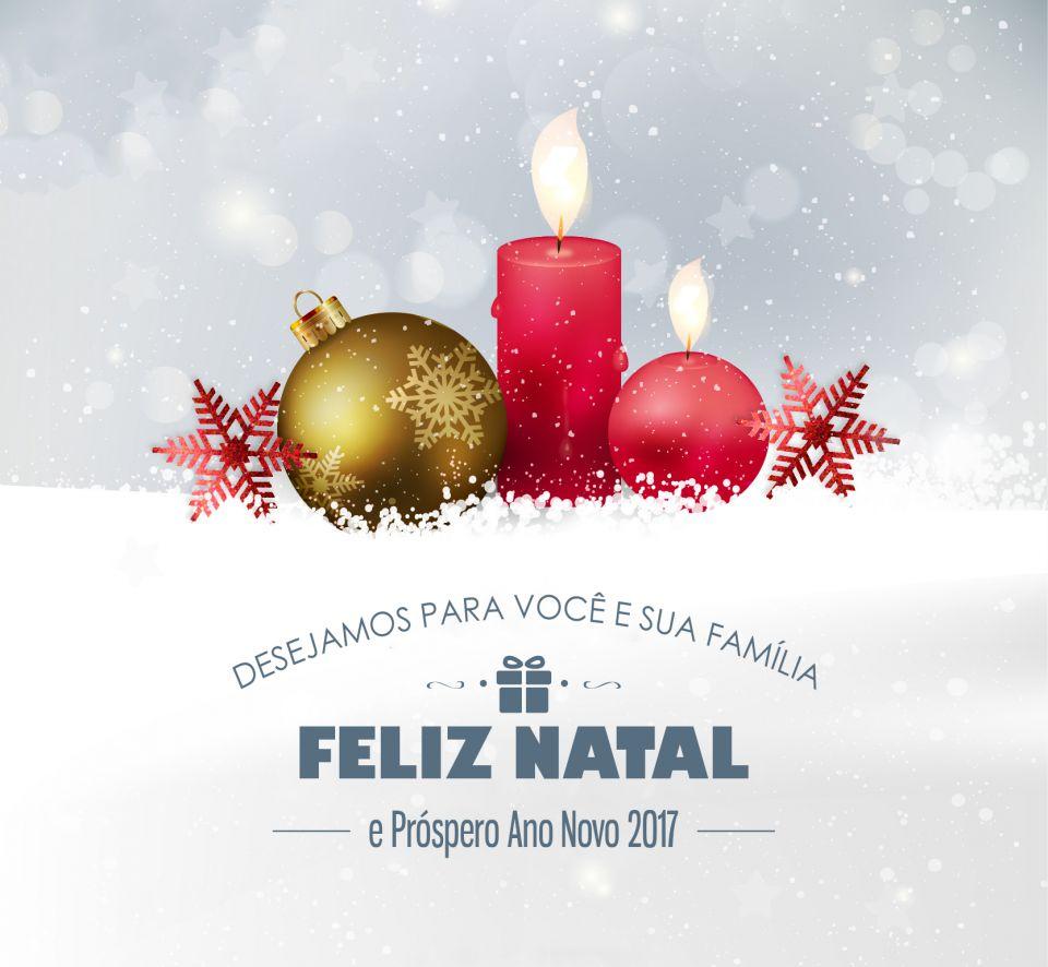 Um Feliz Natal e Um Prospero Ano Novo. - Feliz 2017!!