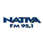 ouvir a radio Nativa FM 95,1 ao vivo e online Arapongas