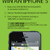 Book, Share & Win an iPhone5 with MyTeksi