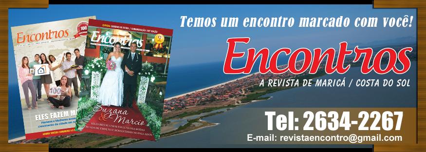 Revista Encontros - Maricá