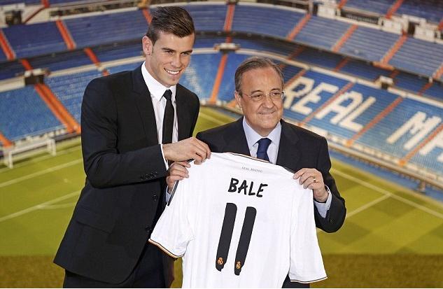 Skuad Real Madrid Pecah Gara-Gara Transfer Gareth Bale?