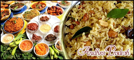 Yesterday today tomorrow taste of india for Andhra pradesh cuisine