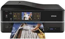 Epson TX820FWD Resetter Download