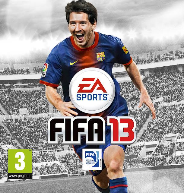 Fifa 2013 Box Cover