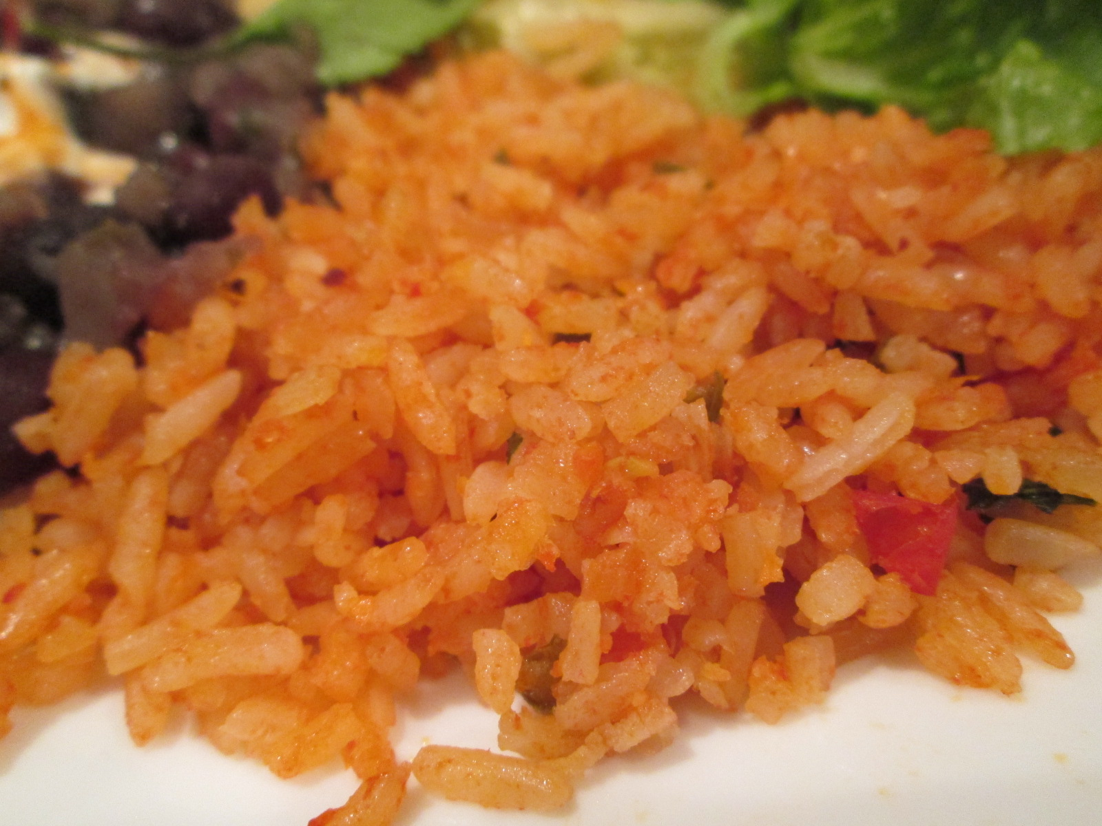 The On-Call Cook: Best Mexican Rice Ever