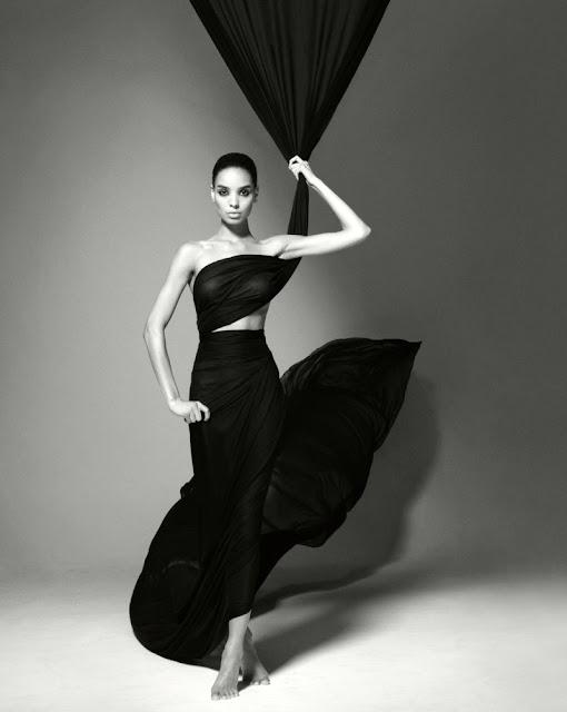 Model Sabrina Nait