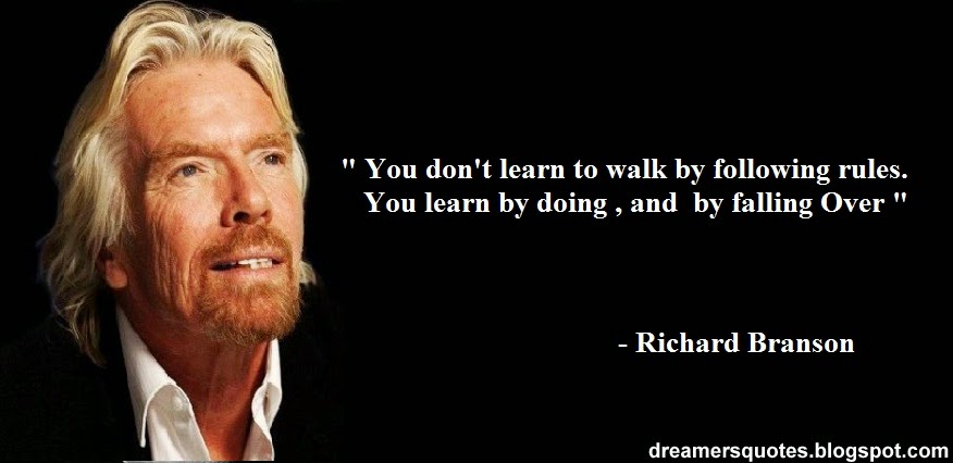 Richard Branson Leadership Quotes Motivation. QuotesGram