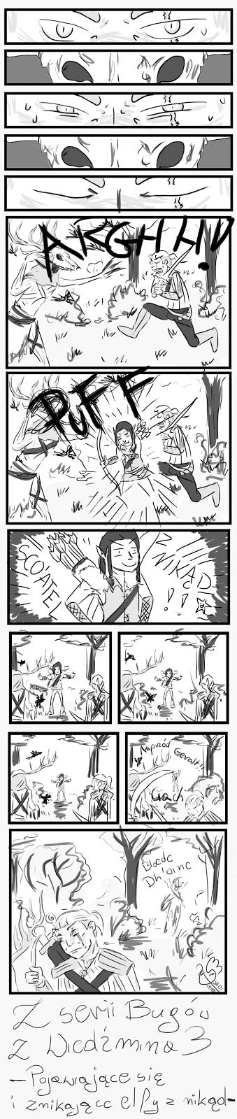 Wiedźmin Komiks