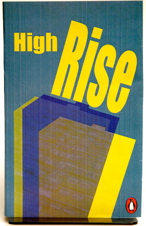 High Rise by JG Ballard - Penguin book cover