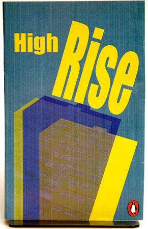High Rise by JG Ballard - Penguin book cover