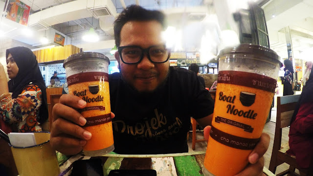 Ice Blended Thai Tea