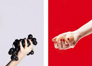 Manos y Frutas Composicionmes Fotograficas