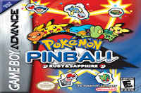 Pokémon Pinball Rubí & Zafiro