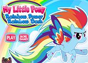 Rainbow Dash Rainbow Power Style