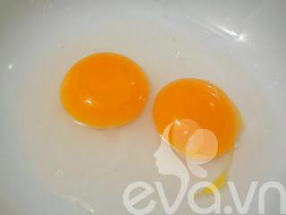 Trứng cuộn thịt băm ngon khó cưỡng