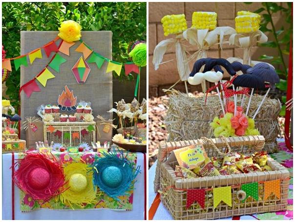 Blog Vida Nova Noiva Chá de panela  Festa Junina!