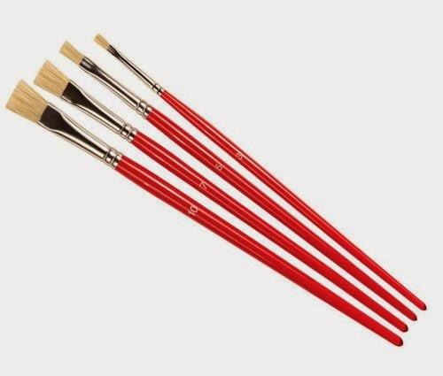 Humbrol Stipple Brushes