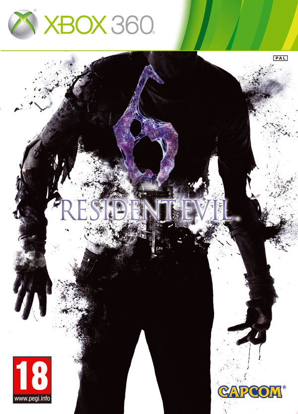 Resident Evil 6 - Portada XBOX