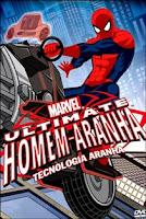 Ultimate Homem-Aranha: Tecnologia Aranha