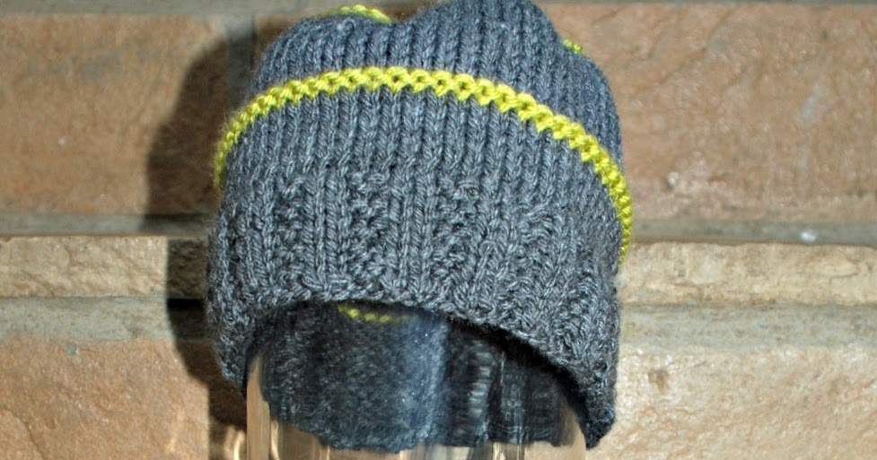 Knitting A Hat In The Round On Circular Needles : Just saying how to knit a little boy s hat in the