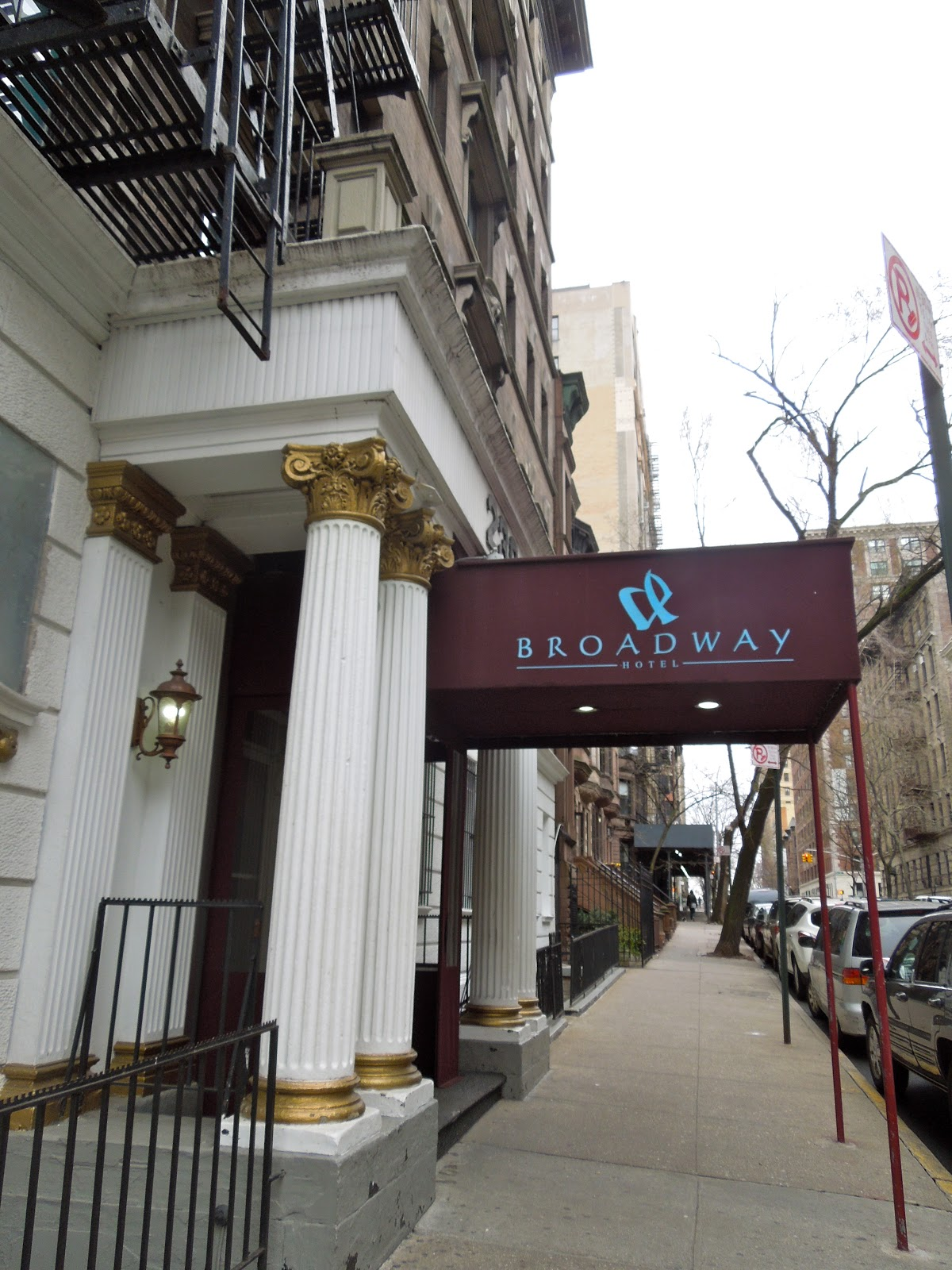 To Europe With Kids: Review of the Broadway Hotel and Hostel in NYC