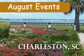 Charleston SC August Events