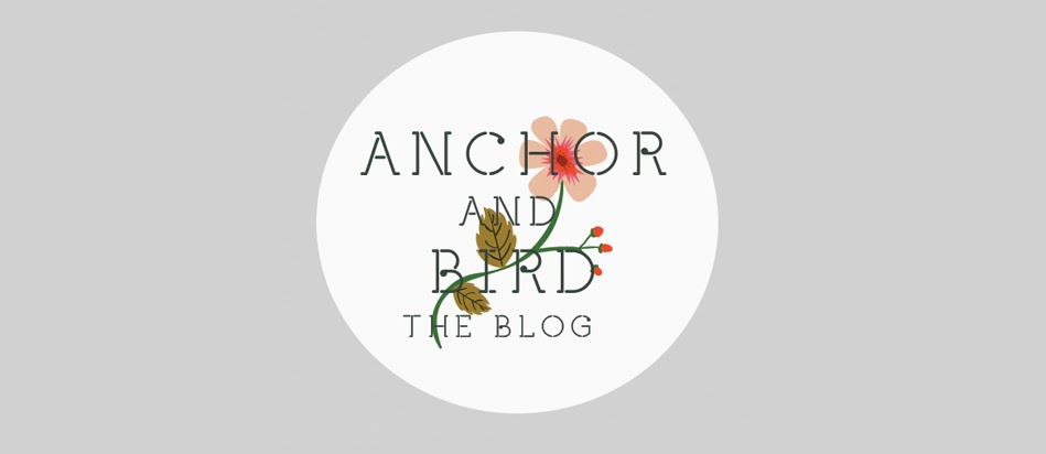 anchor and bird blog