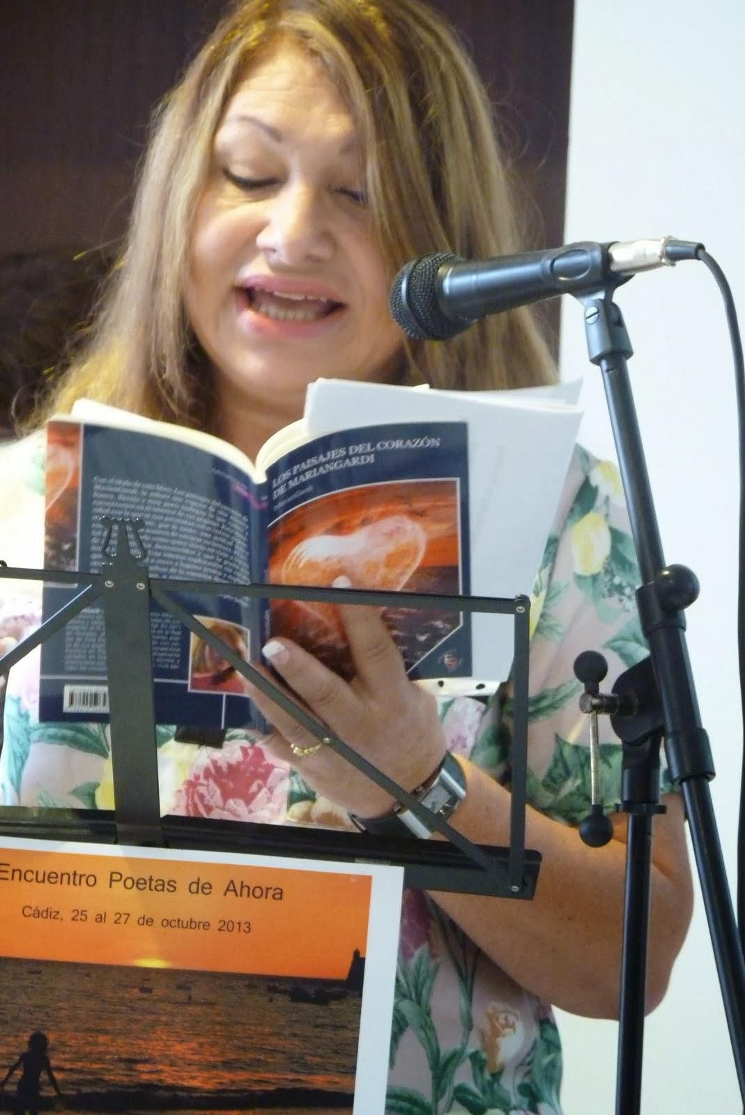 Encuentro de Poetas de Ahora en Cadiz