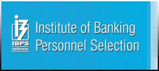 IBPS CWE for Specialist Officers