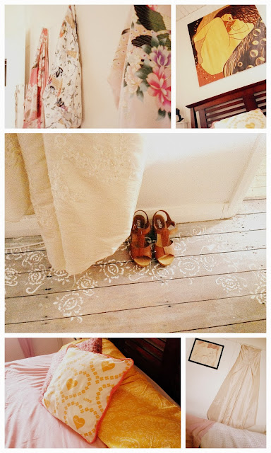 Chamomile and Peppermint Blog - My House - Our Bedroom Makeover