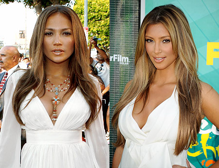 jennifer lopez hair extensions