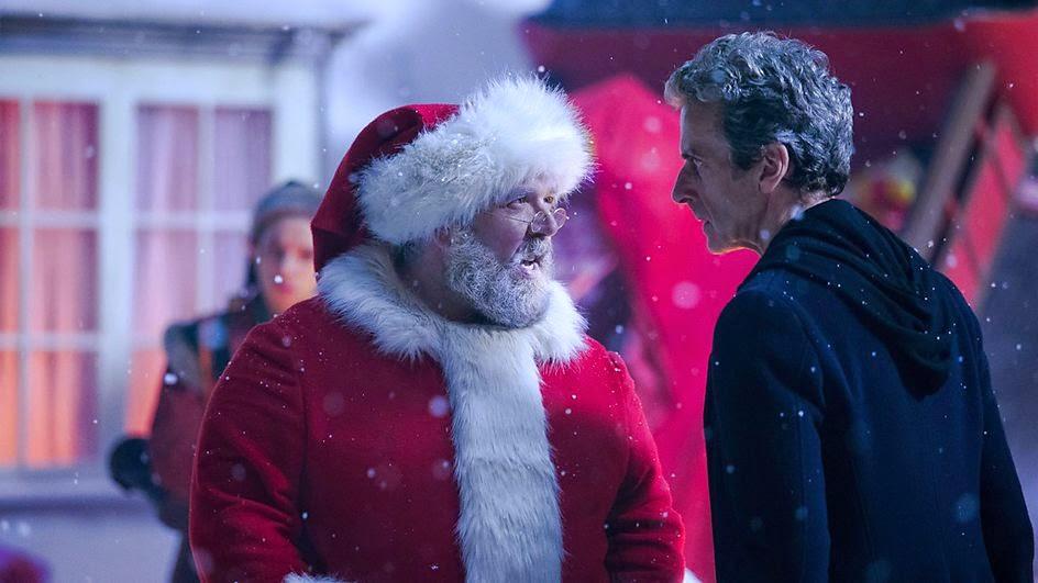 The Doctor vs Santa
