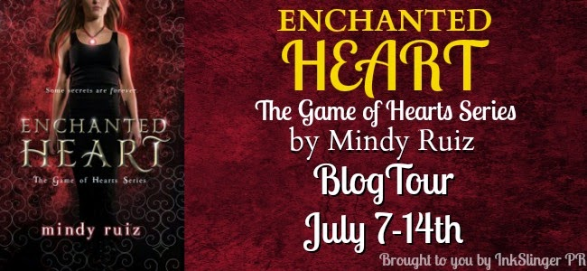 Blog Tour: Enchanted Heart By Mindy Ruiz